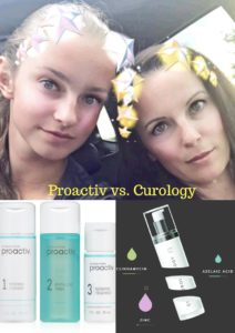 Proactiv Versus Curology Review